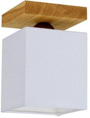 SPOTLIGHT lampa sufitowa INGER drewno dębowe kolor dąb olejowany, 2284174