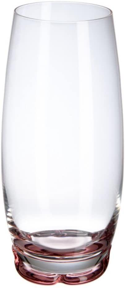 Szklany kubek Baremia Irene Longdrink, szkło, 6 x 6 x 15 cm, 6 sztuk