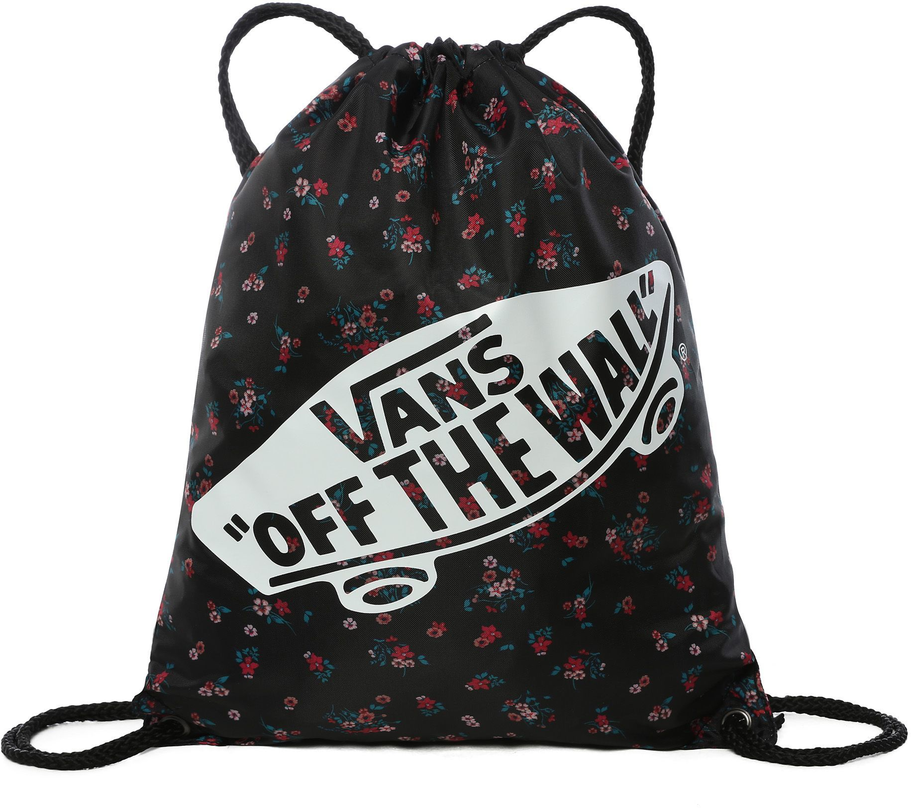 worek sportowy VANS BENCHED BAG Beauty Floral Black