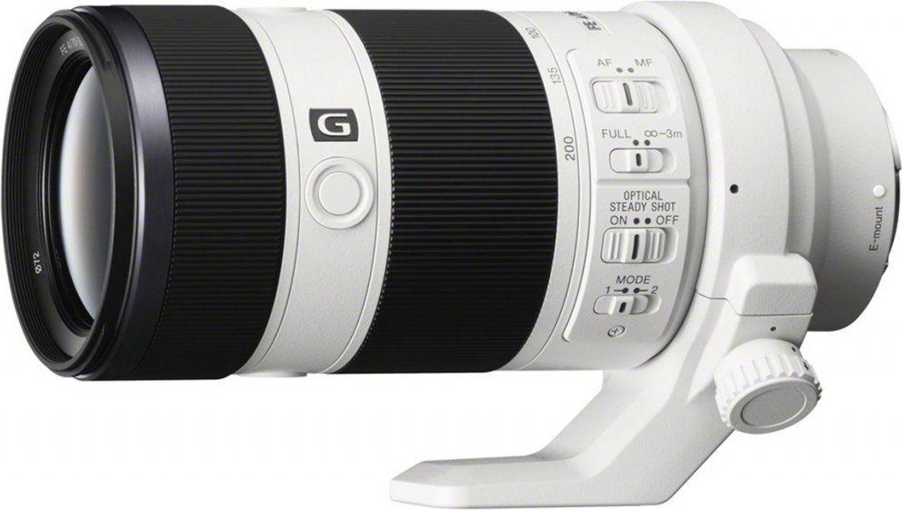 Sony FE 70-200mm f/4.0 G OSS (SEL70200G) Biały