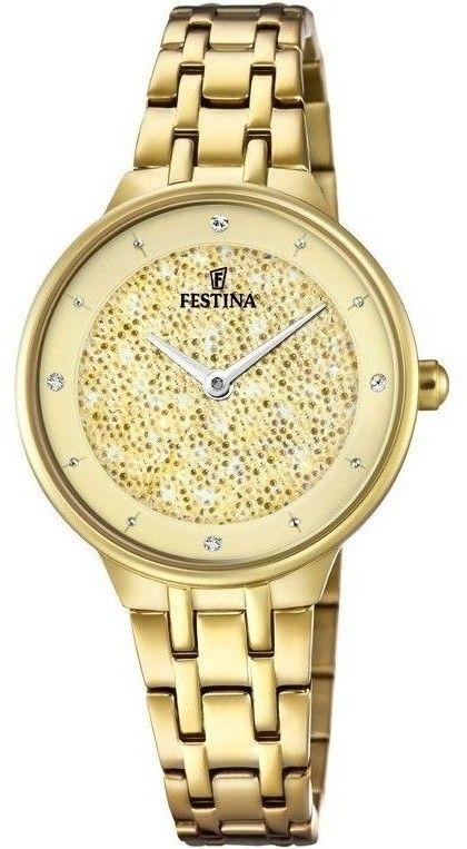 Zegarek Festina F20383-2 Swarovski - CENA DO NEGOCJACJI - DOSTAWA DHL GRATIS, KUPUJ BEZ RYZYKA - 100 dni na zwrot, możliwość wygrawerowania dowolnego tekstu.