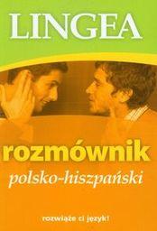 Rozmównik polsko-hiszpański ZAKŁADKA DO KSIĄŻEK GRATIS DO KAŻDEGO ZAMÓWIENIA