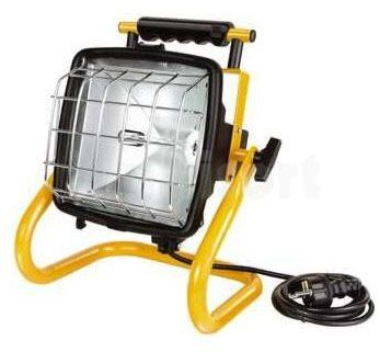 Lampa halogenowa Brennenstuhl HIF500 IP54 5m 400W/230V