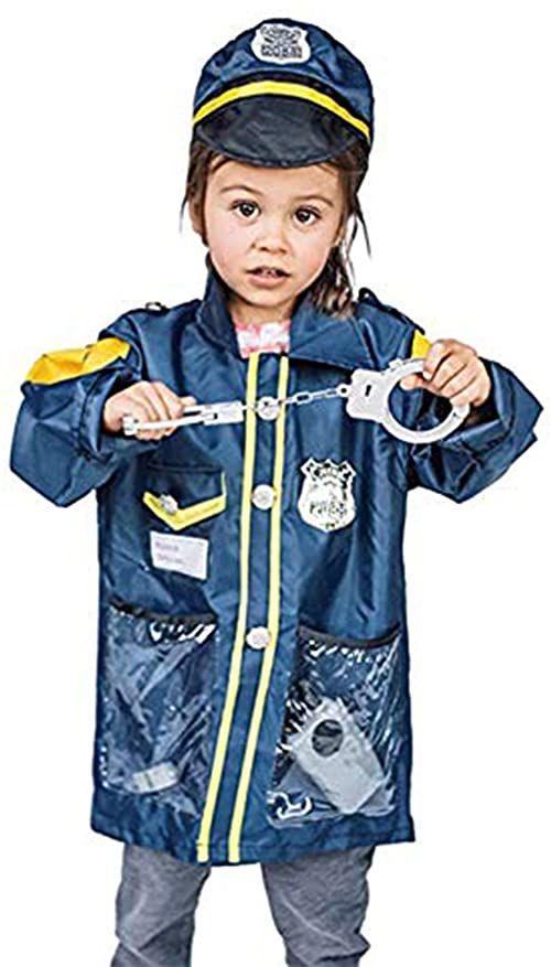 Dress up America 701-policja ''Little Boy'' policyjna gra ról, 7 lat