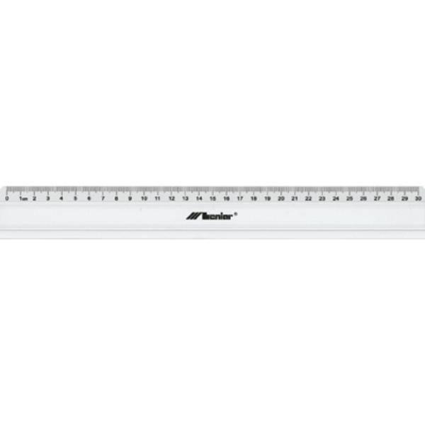 Linijka alum. 100 cm, klasa techniczna LENIAR 30074 - X04099