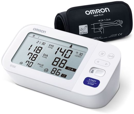 OMRON M6 Comfort Ciśnieniomierz naramienny 22-42 cm komfortowy