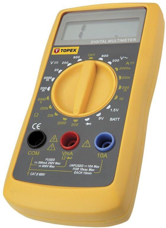 Miernik elektroniczny uniwersalny 94W104