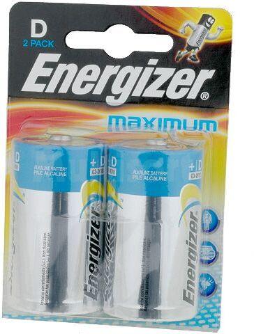 Bateria alkaliczna 1,5V Energizer Maximum R20 (D) 2szt.