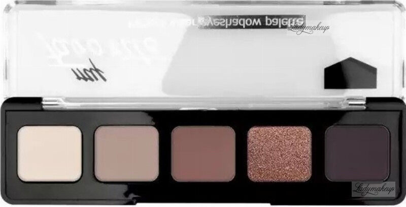 HEAN - MY FAVORITE Perfect Wear Eyeshadow Palette - Paleta cieni do powiek - 705 FASHION WEEK IN NEW YORK