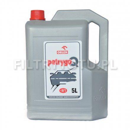 Petrygo Q - płyn do chłodnic -35 C 5l