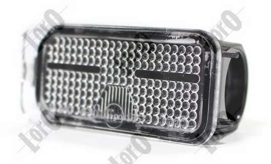 lampka oświetlenia tablicy rejestracyjnej Ford - 6M2A-13550-AC
