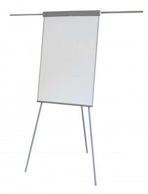 Flipchart suchościeralno-magnetyczny 100x70 cm z ramionami