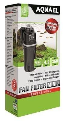 Filtr wewnętrzny Aquael fan Mini plus