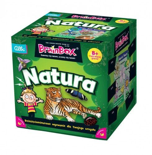 BrainBox Natura gra Albi