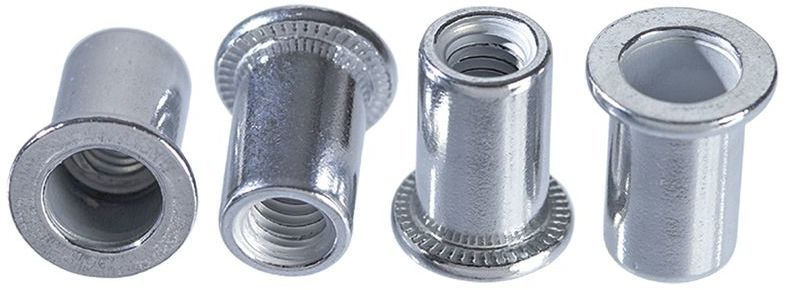 Nitonakrętki aluminiowe M6 43E126 /20szt./
