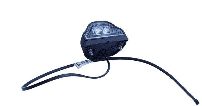 Podświetlenie tablicy rejestracyjnej przyczepy Asp ck Regpoint LED 0,8 m