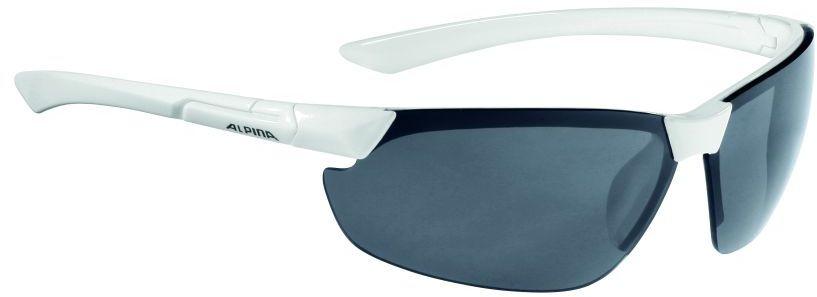 ALPINA okulary sportowe draff white, szkło S3 A8558410,4003692228703