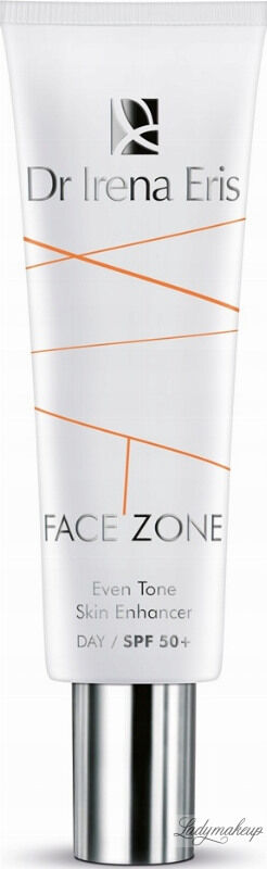 Dr Irena Eris - FACE ZONE - EVEN TONE Skin Enhancer - Tonujący krem antyrodnikowy do twarzy- 30 ml - SPF 50+