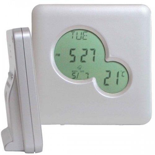 Zegar LCD z termometrem #2315A