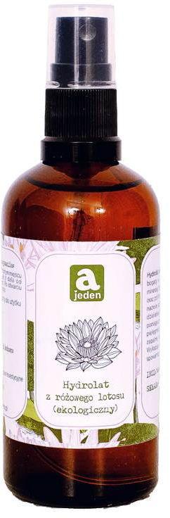 Ajeden Hydrolat z Różowego Lotosu (ekologiczny) 100 ml
