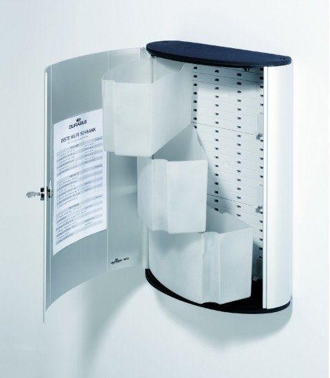Durable FIRST AID BOX L apteczka bez wyposażenia duża