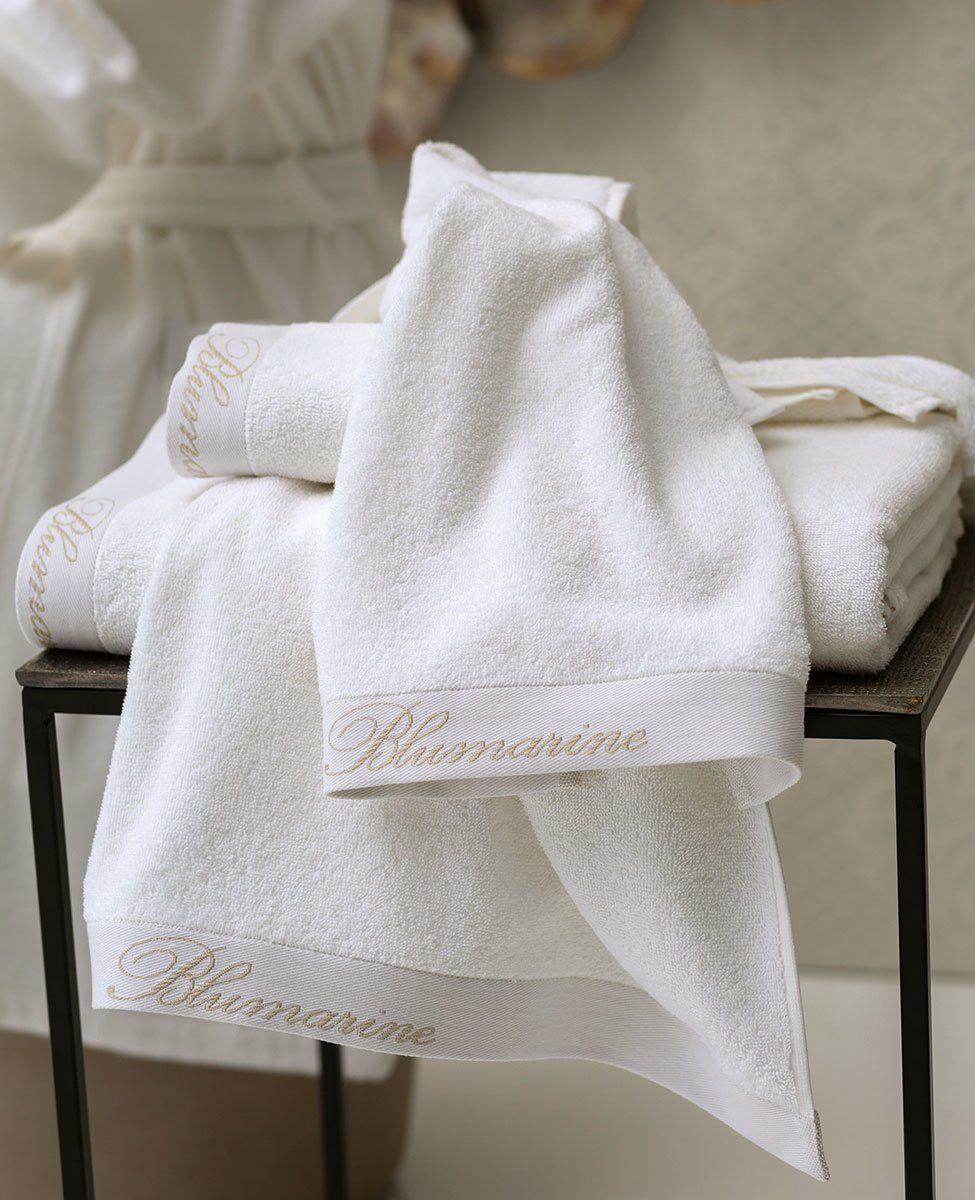 Komplet ręczników Blumarine Spa White