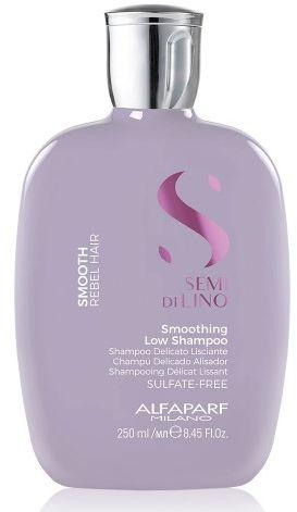 Alfaparf Semi Di Lino Smooth szampon wygładzający do włosów niezdyscyplinowanych 250 ml