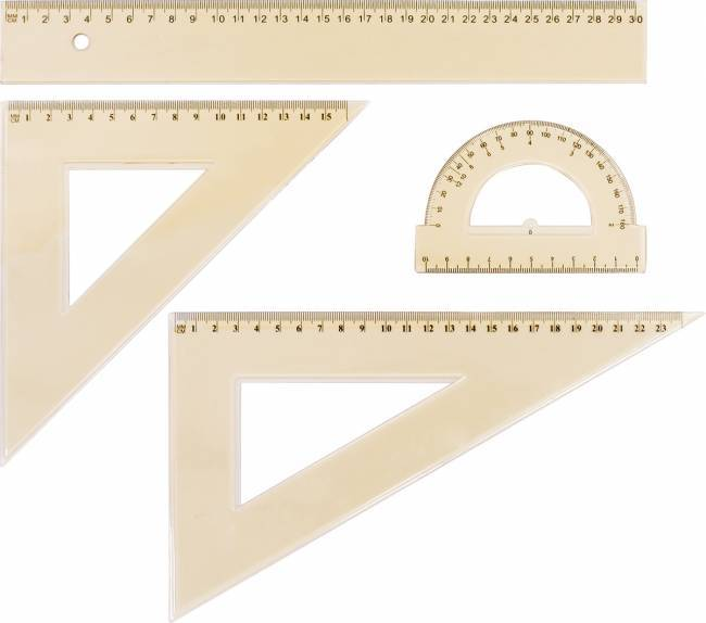 Zestaw geometryczny duży GR-868 GRAND - X00880