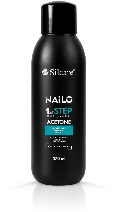 Aceton NAILO 570 ml