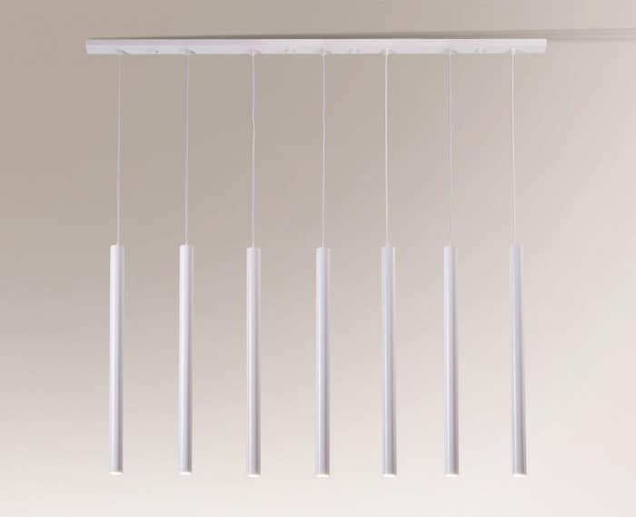 Lampa wisząca YABU 7576 Shilo biały