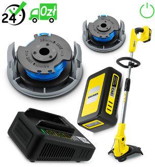 LTR 18-30 Battery Set podkaszarka akumulatorowa (7800obr/min, 30cm) Karcher REFILL FULL++ AUTORYZOWANY PARTNER KARCHER KARTA 0ZŁ POBRANIE 0ZŁ ZWROT 30DNI RATY GWARANCJA D2D WEJDŹ I KUP NAJTANIEJ AUTORYZOWANY PARTNER KARCHER KARTA 0ZŁ POBRANIE 0ZŁ ZWROT 30DNI RATY GWARANCJA D2D WEJDŹ I KUP NAJTANIEJ