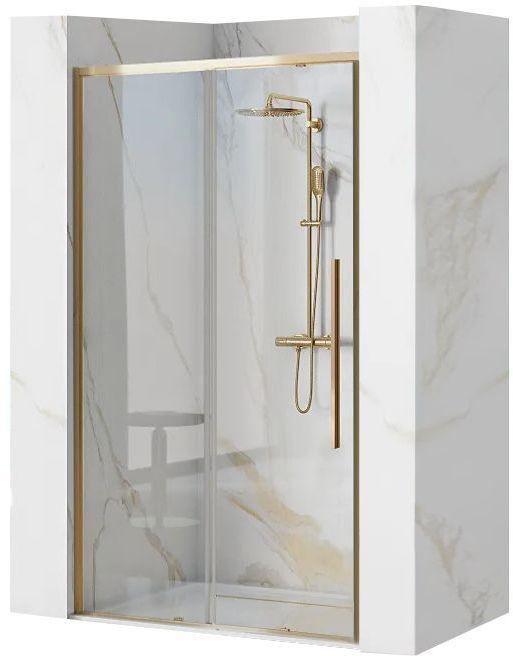 Rea Drzwi prysznicowe SOLAR GOLD 120