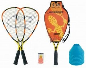 Speedminton S-JR FUN SET crossminton