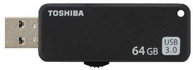 Toshiba U365K 64GB USB 3.0 (czarny)