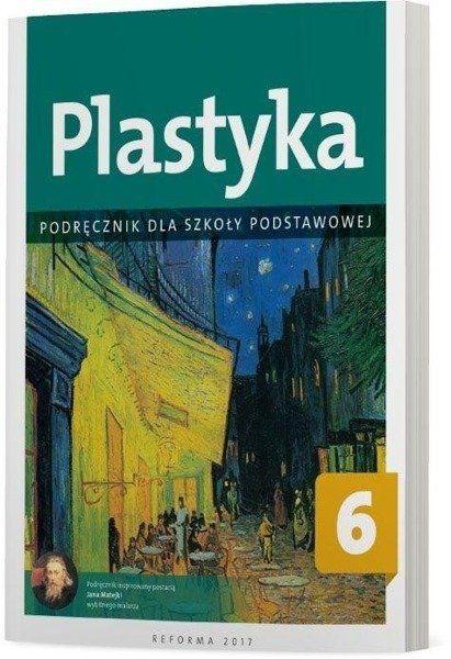 Plastyka SP 6 Podręcznik OPERON - Anita Przybyszewska-Pietrasiak