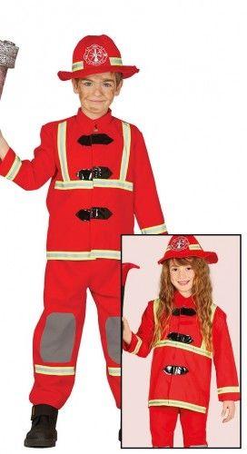 Kostium dla dziecka Strażaczka/Strażak HIGH QUALITY