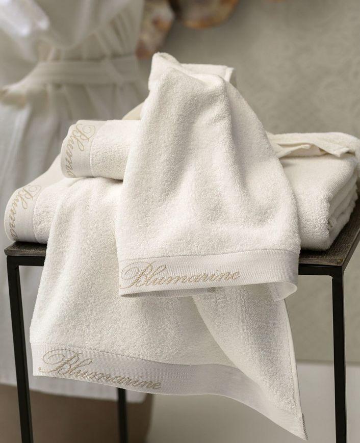 Komplet ręczników Blumarine Spa Ivory