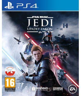 Gra PS4 Star Wars Jedi: Upadły Zakon. DOSTARCZAMY JESZCZE DZIŚ ZA 0 ZŁ NA ZAMÓWIENIA OD 199 ZŁ! DOGODNE RATY NIE CZEKAJ!