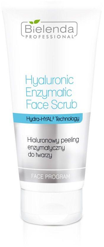 Bielenda Professional Enzymatyczny peeling hialuronowy do twarzy 150g