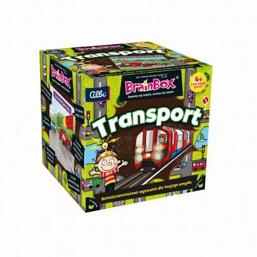 BrainBox Transport gra Albi