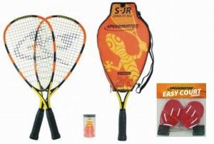 Speedminton S-JR SPORT SET crossminton