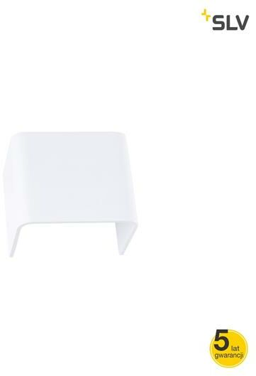 Abażur MANA 12, Metal, biała 1000618 - SLV  Sprawdź kupony i rabaty w koszyku  Zamów tel  533-810-034