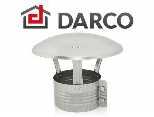 Daszek wywietrznikowy (wywietrzak) nasada kominowa 150mm (DA150-OC)