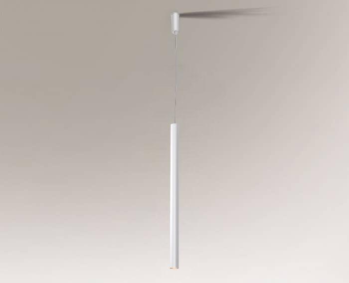 Lampa wisząca YABU 7573 Shilo biały