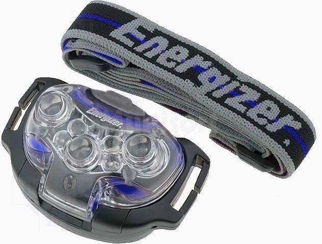 Latarka czołowa ProAdvanced Headlight 7LED Energizer