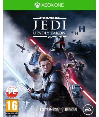 Gra Xbox One Star Wars Jedi: Upadły Zakon