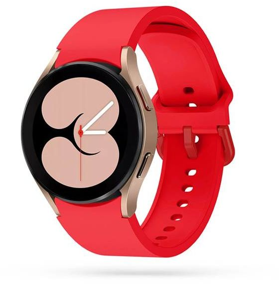 TECH-PROTECT ICONBAND SAMSUNG GALAXY WATCH 4 40 / 42 / 44 / 46 MM CORAL RED