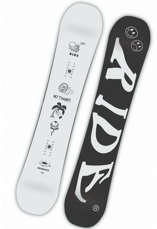Ride Burnout snowboard - 160