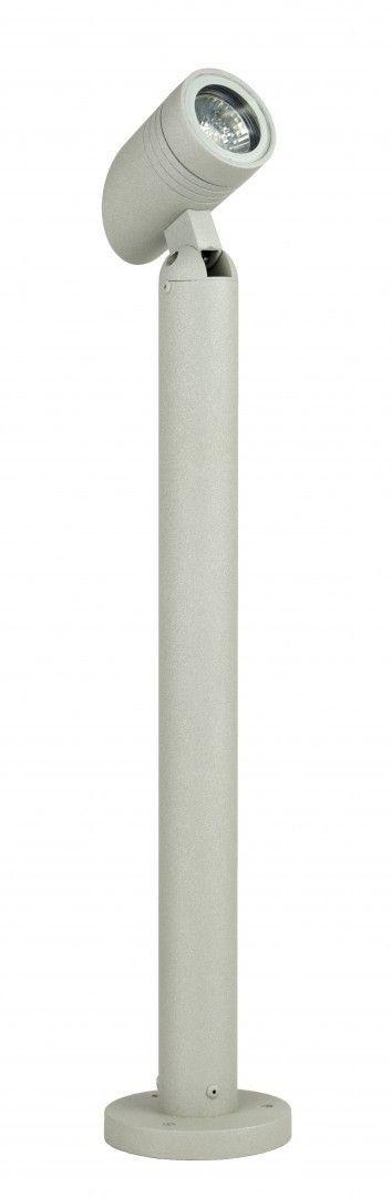 Lampa stojąca ogrodowa Sigma 1061-650 Srebrny IP65 - Su-ma // Rabaty w koszyku i darmowa dostawa od 299zł !