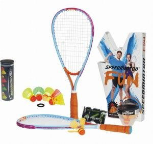 Speedminton FUN RECSPORT SET crossminton